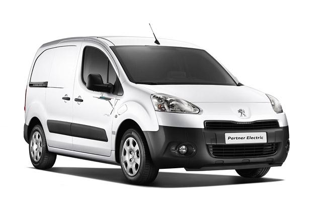 Peugeot Partner Electric: V �esku od 684.600 korun