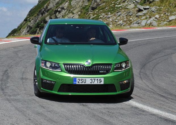 Rakouský trh v roce 2013: Dva modely Škody v Top 5