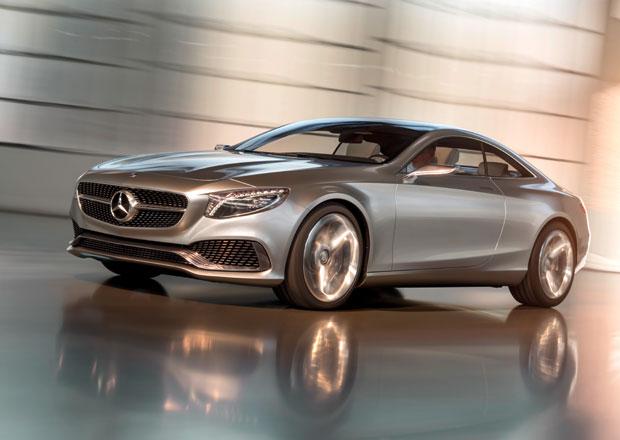 Novinky Mercedes-Benzu pro rok 2014: kupé třídy S a hybridy