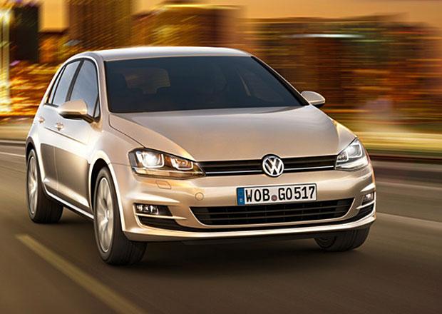 Volkswagen Golf VII se začíná v Mexiku vyrábět pro USA