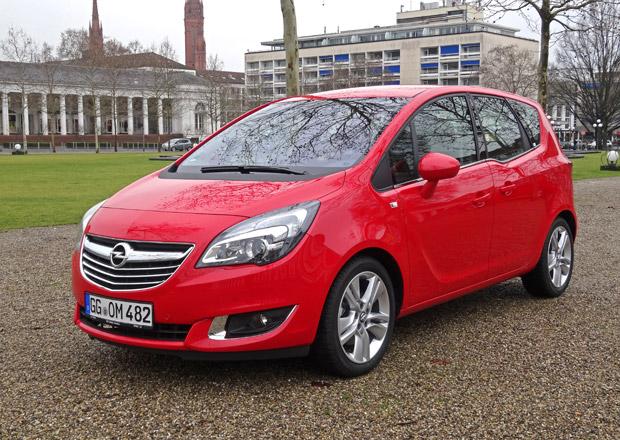 Opel Meriva: První jízdní dojmy
