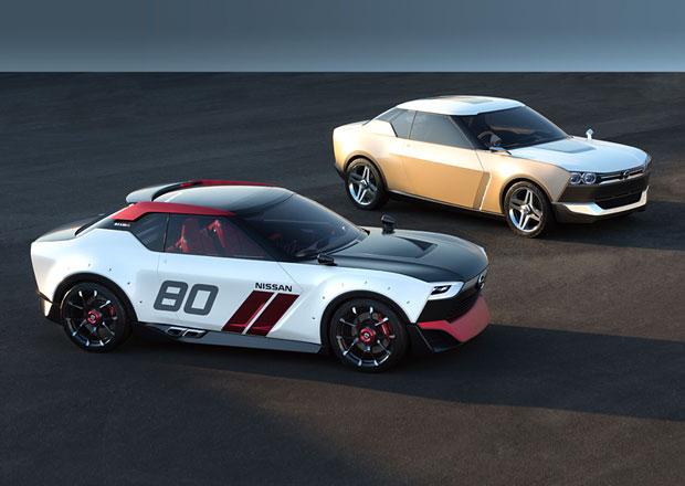 Nissan potvrdil příchod konkurenta Toyoty GT86, vzejde z konceptu IDx