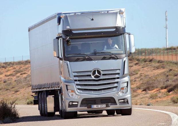 Povinné tachografy prý znevýhodní místní dopravce