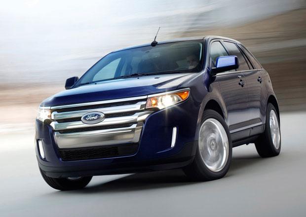 Ford Edge: Svolávací akce skoro 28.000 vozů, ty mohou začít hořet