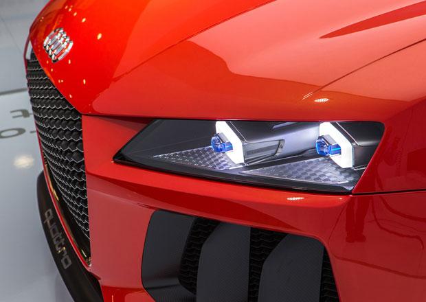 Audi nasadí laserová světla v Le Mans