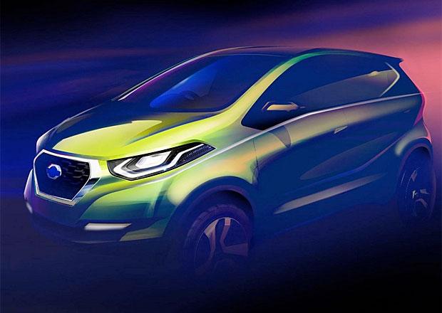 Nový Datsun se představí na začátku února, cílí na mladou klientelu
