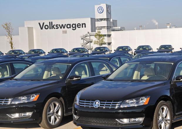 Výkon Volkswagenu v USA je katastrofa, prohlásil člen dozorčí rady