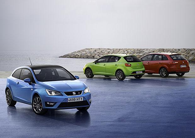 Seat Ibiza: Nabídku rozšiřuje motor 1.4 TSI s vypínáním válců