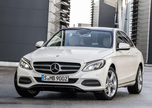 Mercedes-Benz C (W205): Zahájení prodeje v polovině března