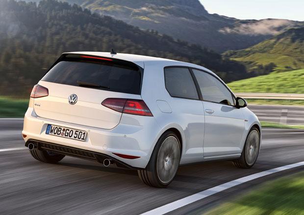 Volkswagen chystá sportovní hybridní Golf GTE
