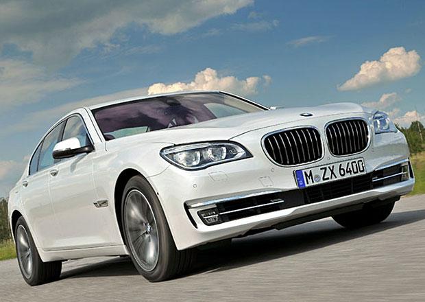 BMW 720i: Mnichovská sedmička možná dostane benzinový čtyřválec