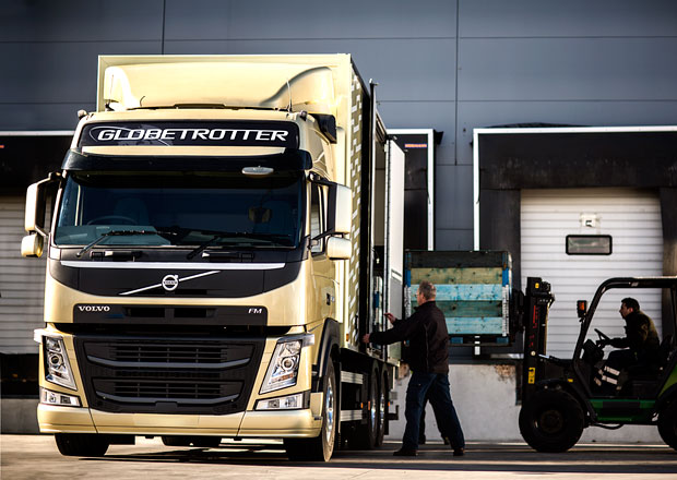 Volvo Dynamic Steering oceněno za kvalitu (video)