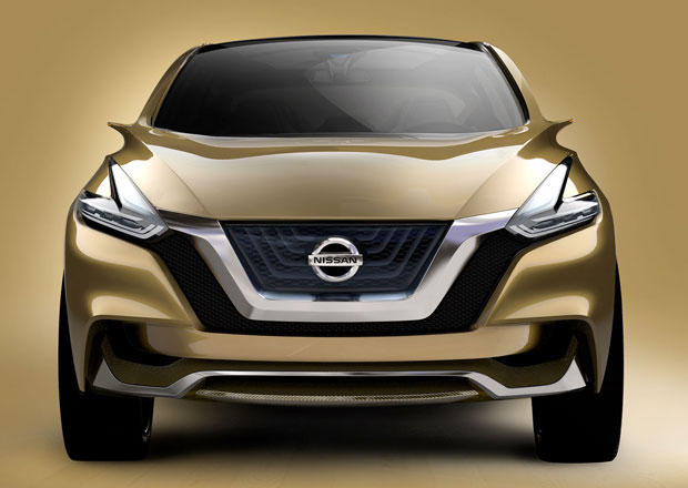 Nissan Murano se do�k� n�stupce v roce 2015
