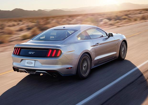 Ford Mustang: Evropané mají o novou generaci velký zájem