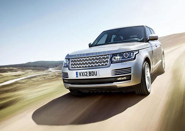 Na nový Range Rover si počkáte až čtyři měsíce