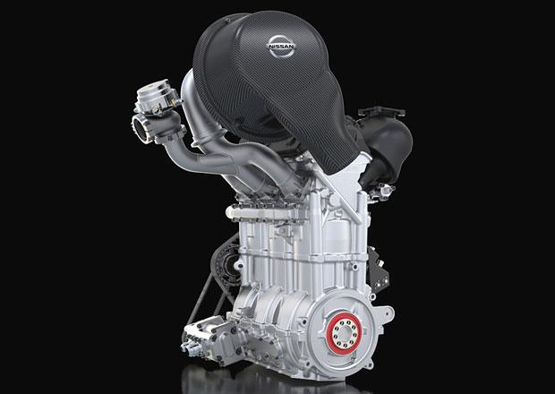Nissan představuje kompaktní tříválec s 298 kW, použije ho v Le Mans