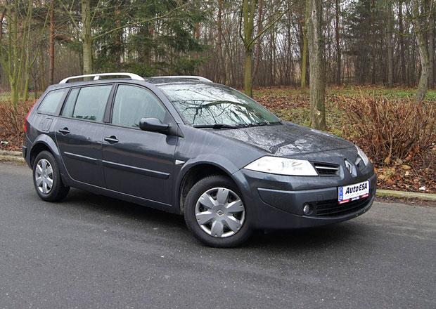 Ojet� Renault M�gane Grandtour 1.5 dCi: Pozor na skryt� vady