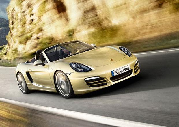 Porsche pracuje na třech nových čtyřválcích