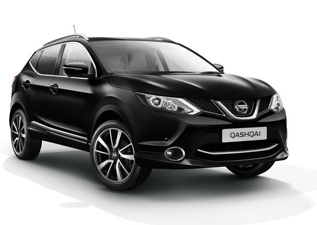 Nissan Qashqai Premier: 2007 kusů za 751.700 Kč