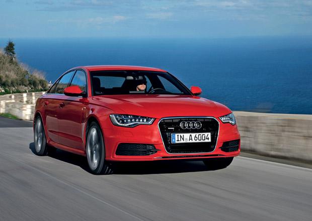 Audi A6 Ultra a Eco: Nové verze 2.0 TDI budou mít 140 a 86 kW