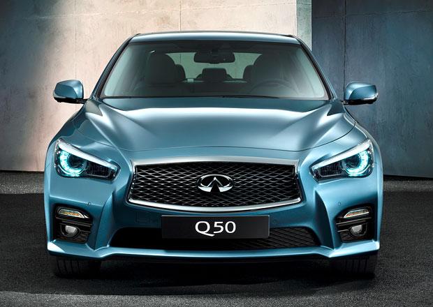 Daimler a Infiniti rozšiřují spolupráci