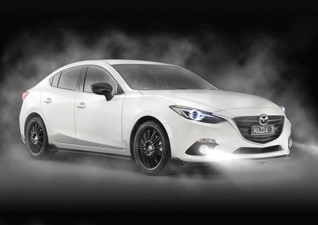Balíček Kuroi: Mazda 3 umí být ještě více chic