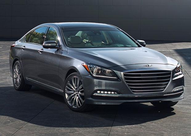 Hyundai Genesis obdržel ocenění za design
