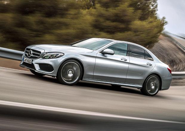 Mercedes-Benz C 180 a C 200 BlueTec mají motor od Renaultu, spotřebují 4 litry na 100 km