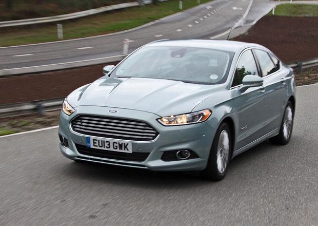 Nový Ford Mondeo: V Česku již v listopadu