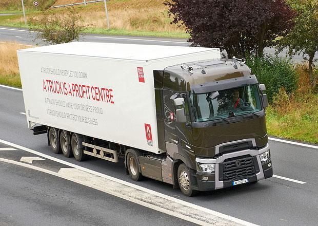 Jízdní dojmy: Renault Trucks T - Pohodlí pro řidiče