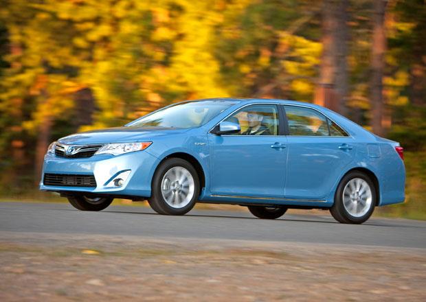 Toyota v USA nařídila zákaz prodeje některých modelů