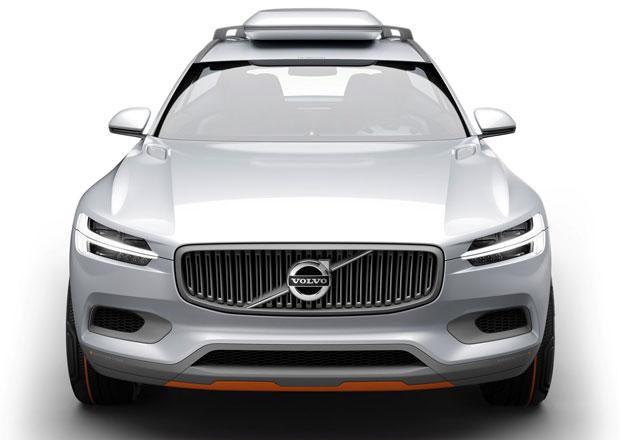 Volvo XC90 Plug-In Hybrid dorazí v roce 2015
