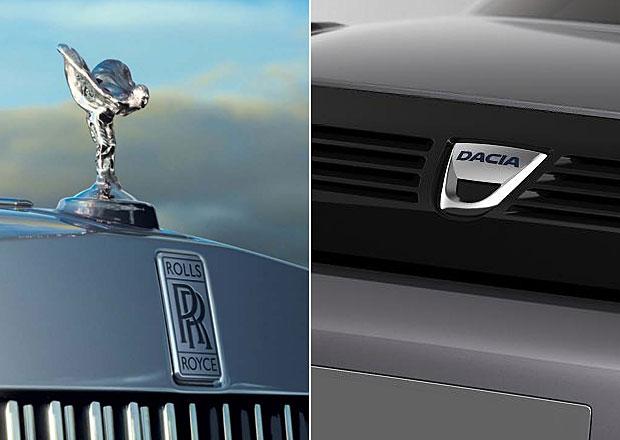 Monacký trh v roce 2013: Rolls-Royce prodal stejně aut jako Dacia