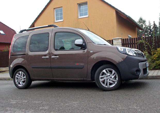 Test: Renault Kangoo Extrem 1.5 dCi - Tišeji