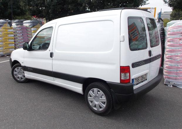 Bazar: Citroën Berlingo 1.6 HDI - Poslední mohykán