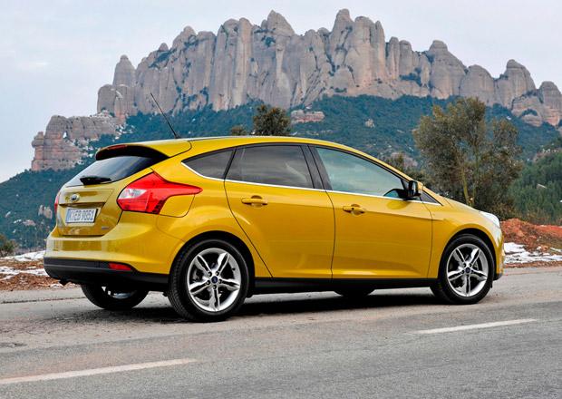 Ford Focus 1.6 EcoBoost má už jen 110 kW, umí ale E85