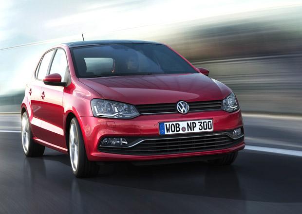 VW Polo s tříválcem 1.0 MPI/55 kW bude stát 289.900 Kč