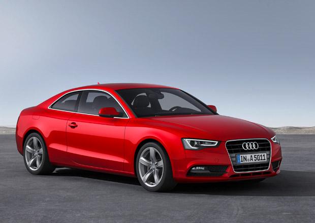 Audi 2.0 TDI ultra: Euro 6 a z�zra�n� n�zk� spot�eba pro A4, A5 a A6