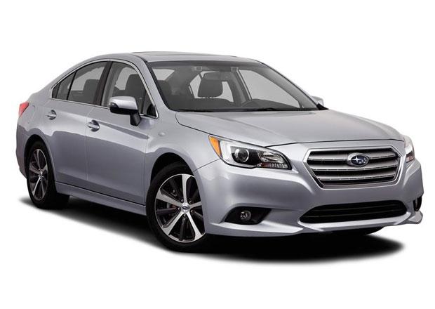 Subaru Legacy: Unikly první obrázky šesté generace