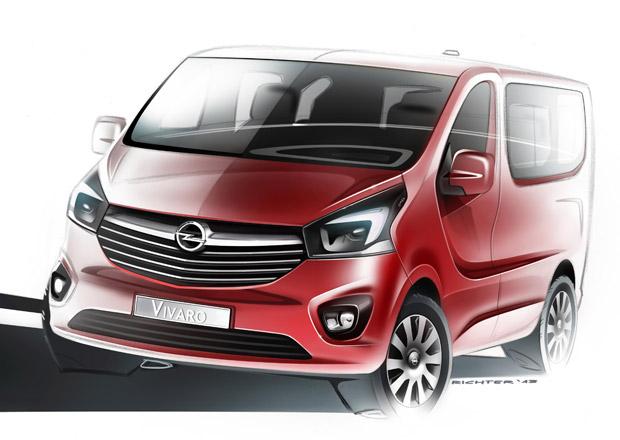 Renault Trafic a Opel Vivaro: Nov� generace p�ijde letos v l�t�