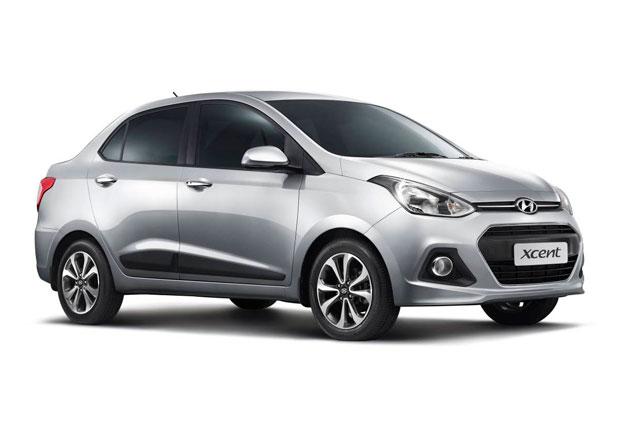 Hyundai Xcent: Indická i10 se zadečkem