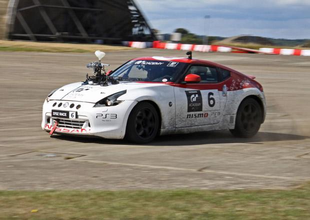 Nissan GT Academy letos poprvé v Indii (video)