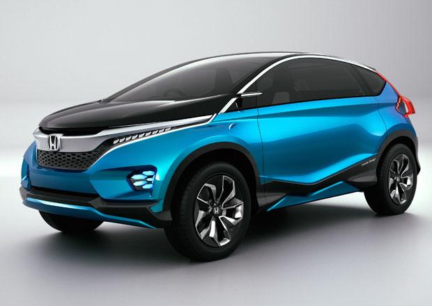 Honda Vision XS-1: Kompaktní crossover pojme až sedmičku pasažérů