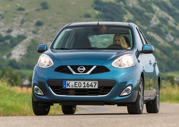 Nissan: Příští Micra se bude vyrábět ve Francii od roku 2016, v počtu 130 tisíc ks ročně