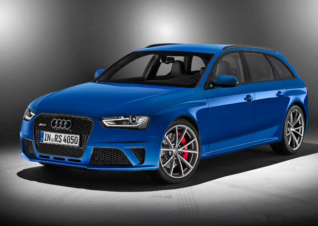 Audi RS 4 Avant Nogaro: Perleťové déja vu