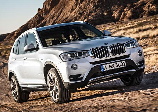 BMW X3 po faceliftu vypadá jako zmenšená X5