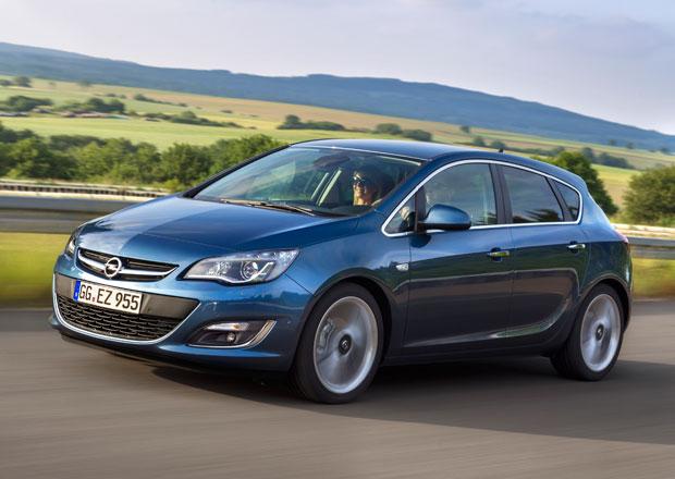 Opel Astra dostala 1.6 CDTI s výkonem 81 kW a 100 kW