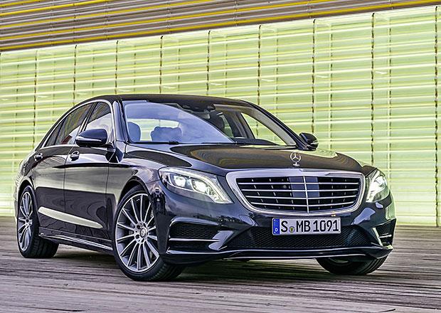Zisk Daimleru vzrostl díky úspěchům CLA a třídy S