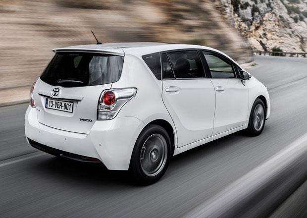 Toyota Verso s motorem BMW stojí od 479.900 Kč