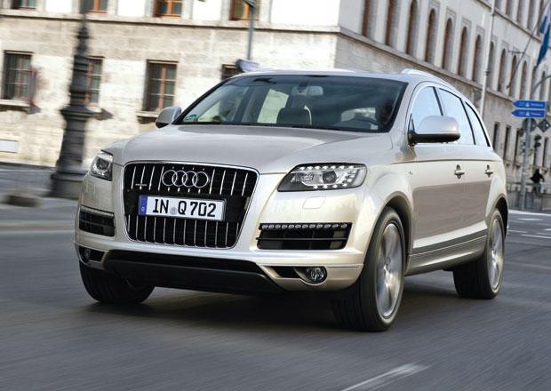 Audi: Lednové prodeje vzrostly o 12 procent, růst táhly velké modely